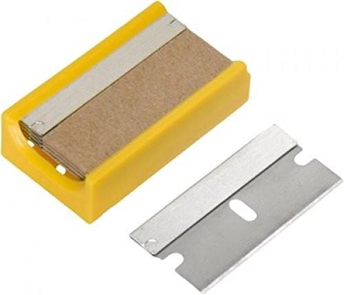 Ersatzklingen, passend für Sicherheitsschaber, 4cm Klinge