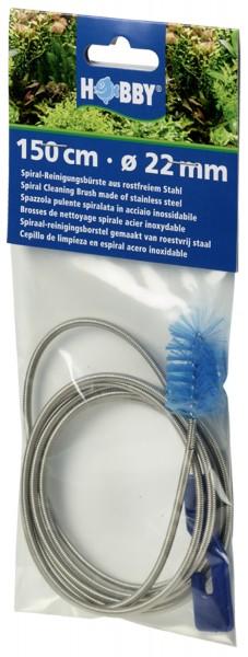 Hobby Spiral-Reinigungsbürste, 150cm, d=22mm