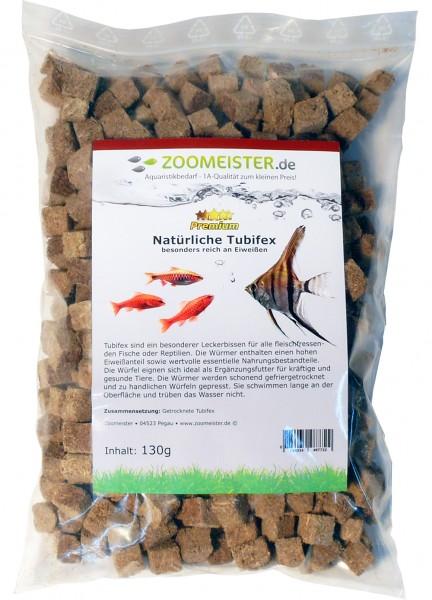 Premium Tubifex Würfel getrock. Nachfüllpack (1000ml / 130g)