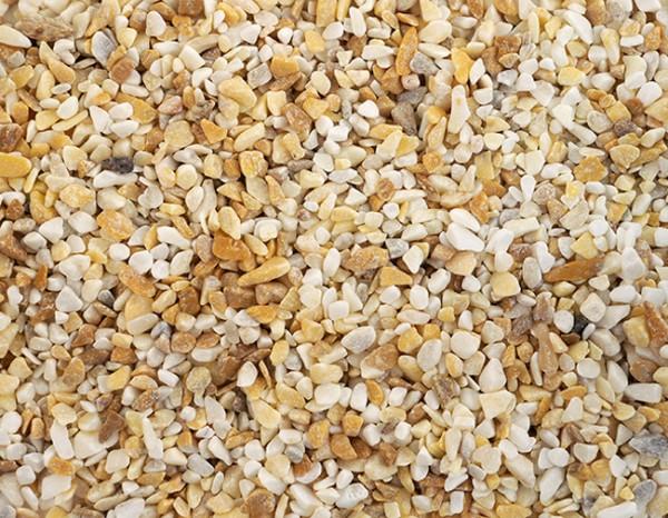 Natursteine Naturkies Zierkies 1-4mm im 5L-Eimer ca. 8kg