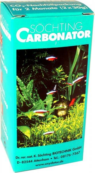 Söchting Carbonator Nachfüllpackung für 2 Monate