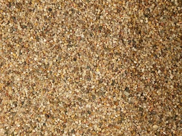 5kg Aquarienkies - naturfarben 1-2 mm - Bodengrund - Aquarium-Kies