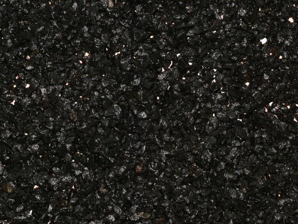 5Kg Aquarien-Kies - schwarz mittel 2-4mm